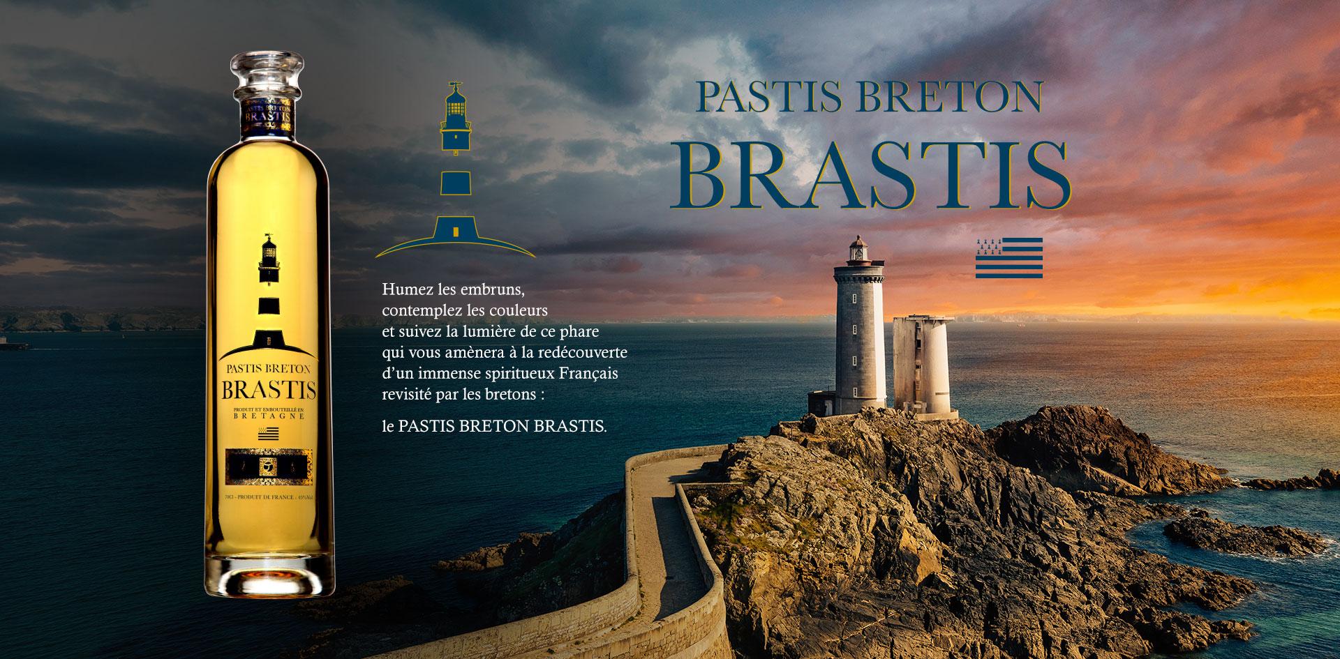 Pastis Breton : BRASTIS