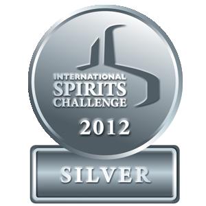 mÉdaille d'argent International Spirits Challenge Londres 2012
