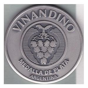 mÉdaille d'argent Vinandino (Argentine) 2013